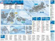 Tignes Resort Plan